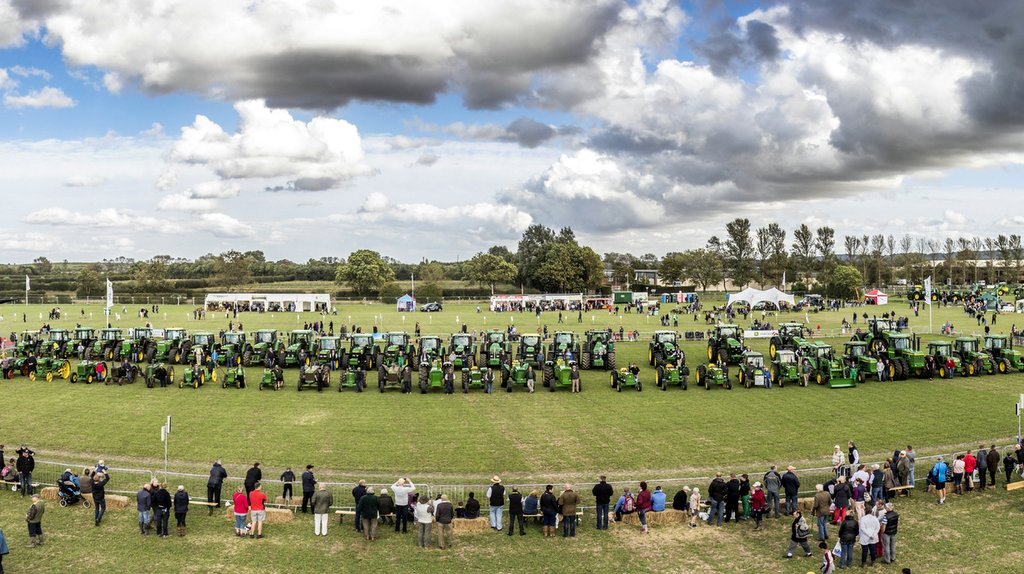 John Deere celebrates 50 years in UK