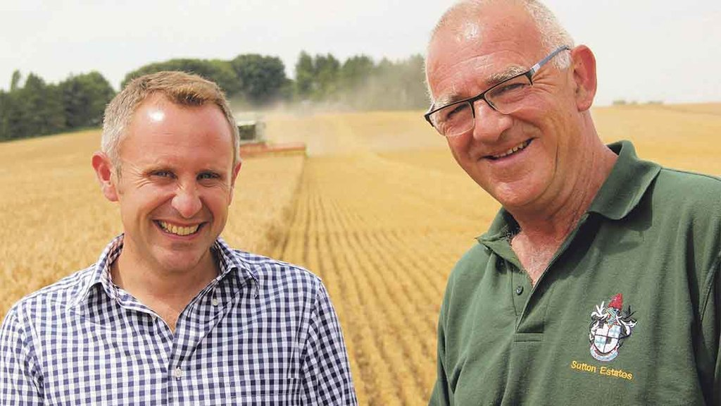 Future-proofing an arable unit