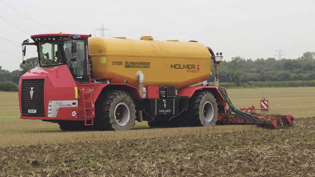 Agrifac showcases latest developments