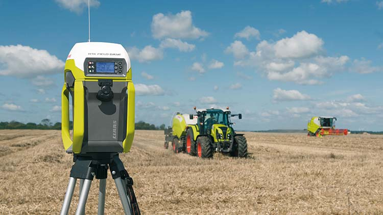 Claas extends its precision farming offering