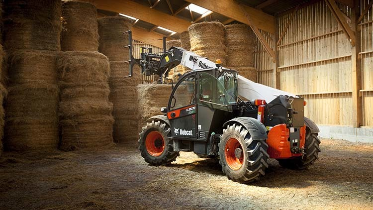 New Agri loaders from Bobcat