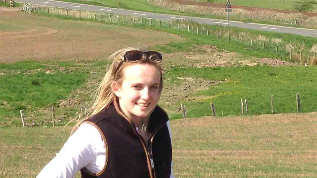 Young Farmer Focus: Evangaline Atterby, Wellington, Hereford