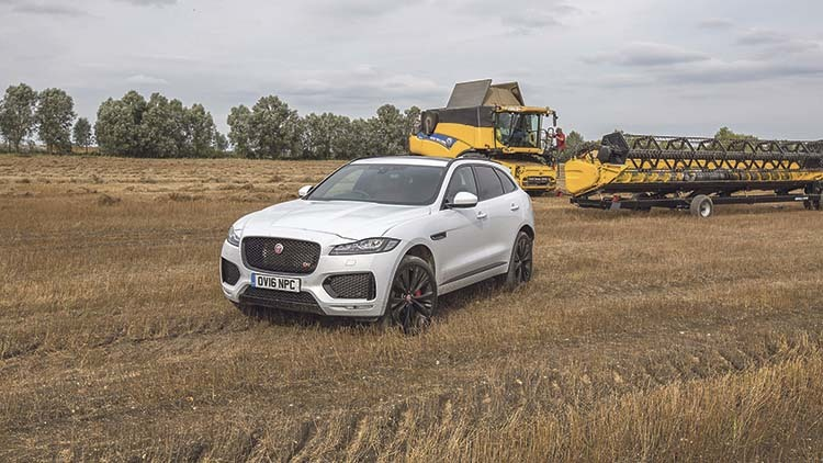 On-test: New Jag's claws not quite sharp enough