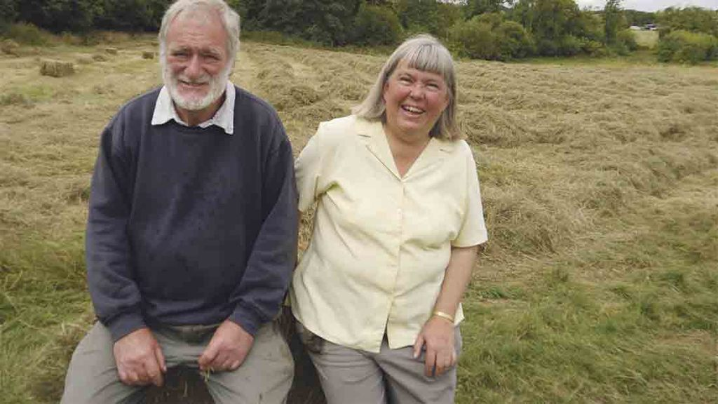Farmer opens gates to help tackle autism