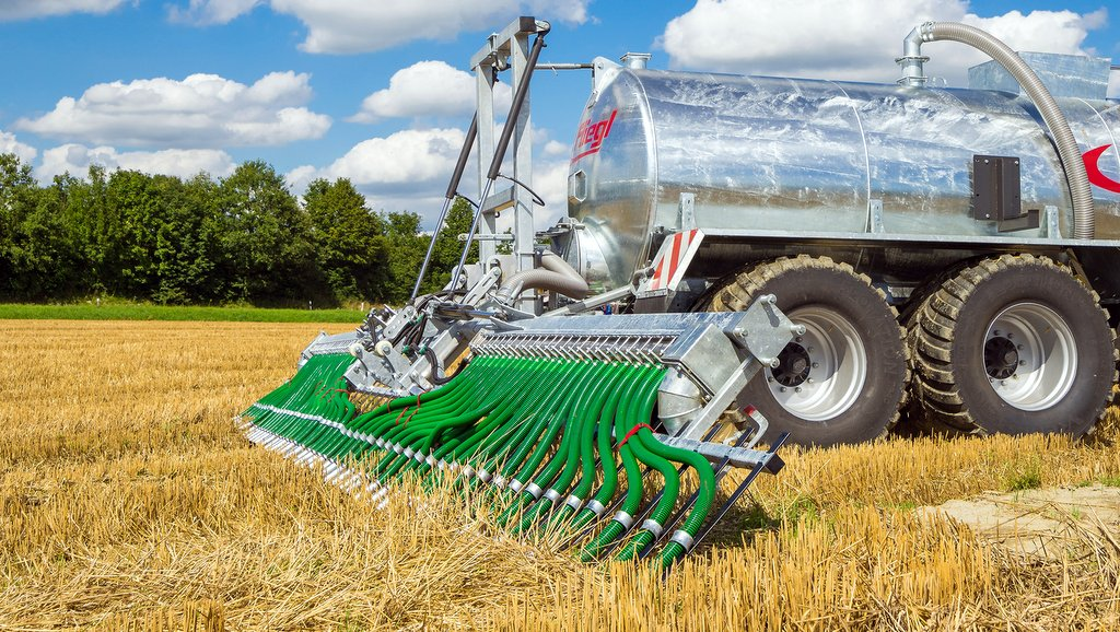 Fliegl updates application equipment