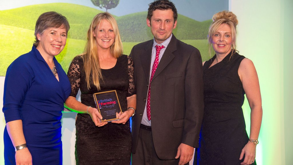 British Farming Awards winners 2016 #BFA16 Beef