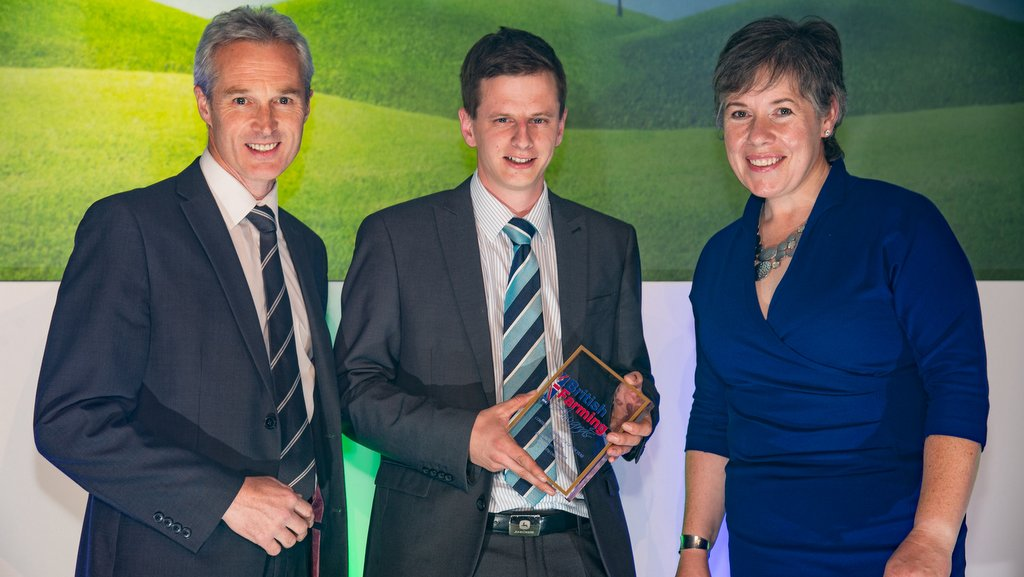 British Farming Awards winners 2016 #BFA16 Contactor