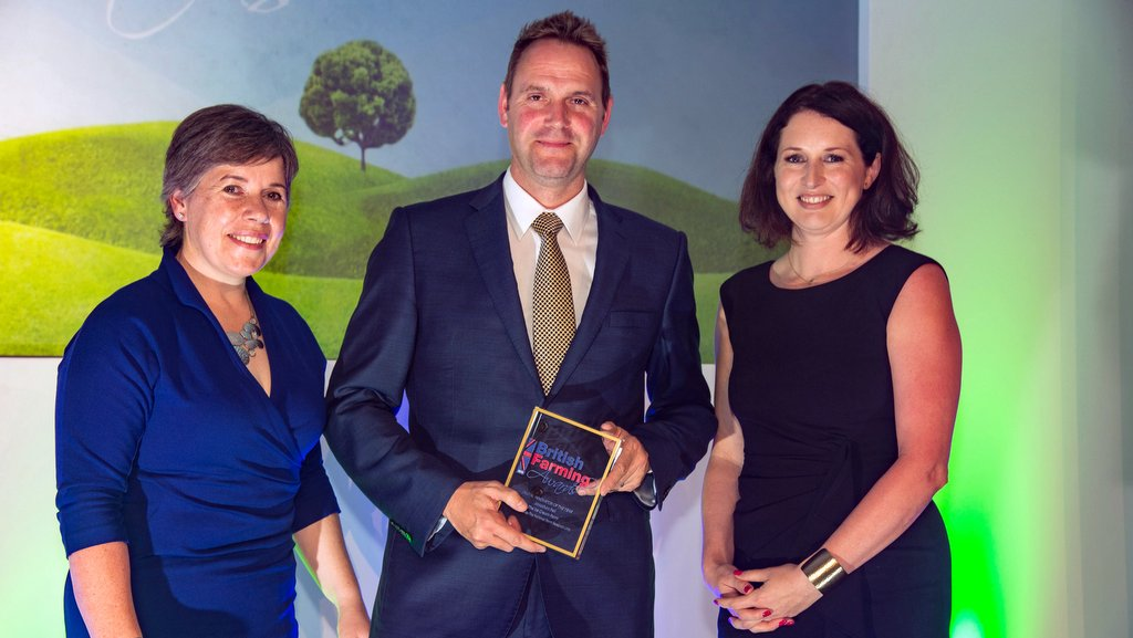 British Farming Awards winners 2016 #BFA16 Digital