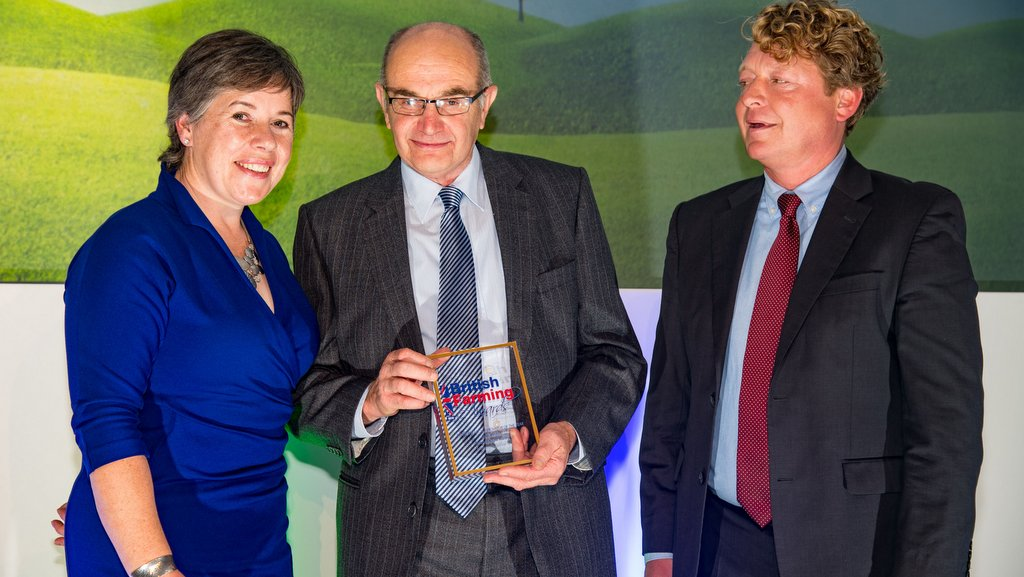 British Farming Awards winners 2016 #BFA16 Diversification large