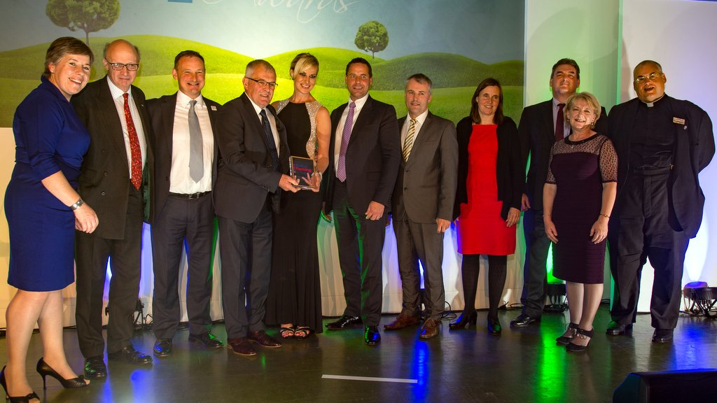 Farmers Guardian Farming Hero award - The Cumbria Flood Farm Action Group #BFA16