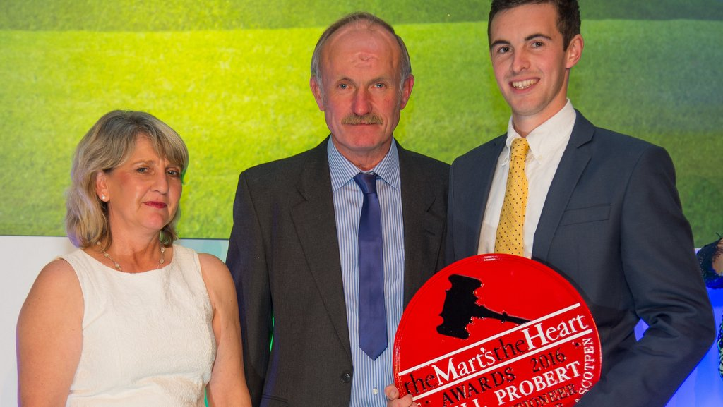 British Farming Awards winners 2016 #BFA16 New auctioneer
