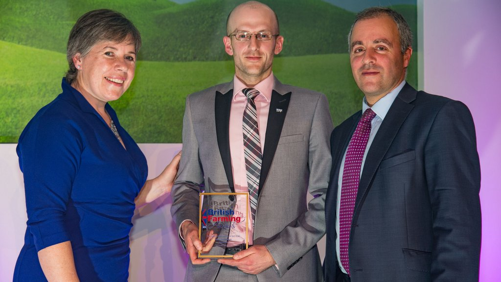 British Farming Awards winners 2016 #BFA16 Machinery