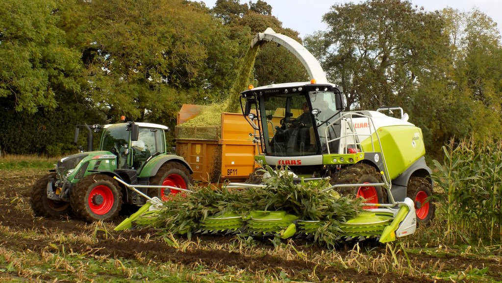 Significant updates for Claas Jaguar foragers