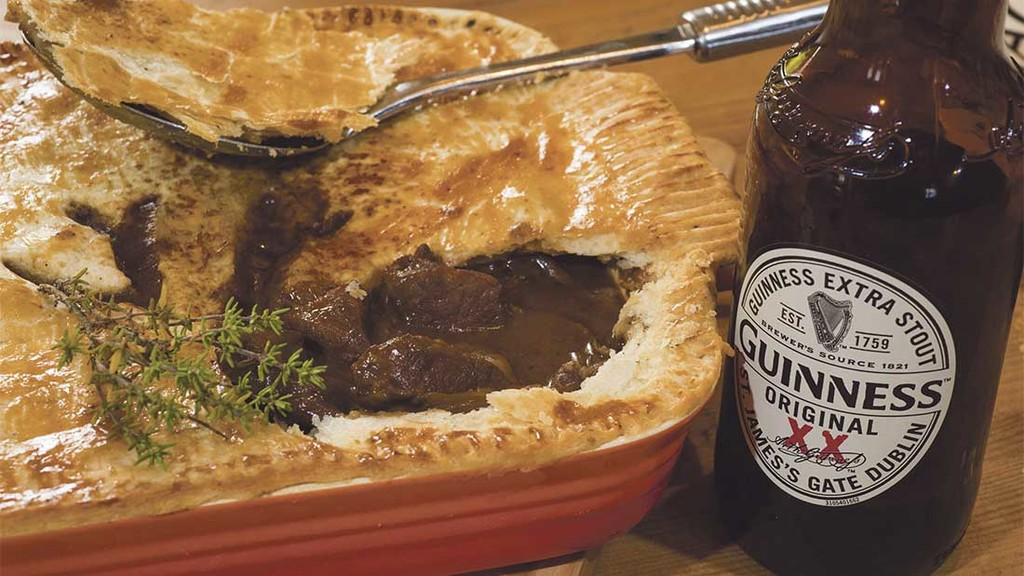 Venison pie- luxury winter pie all the family will enjoy