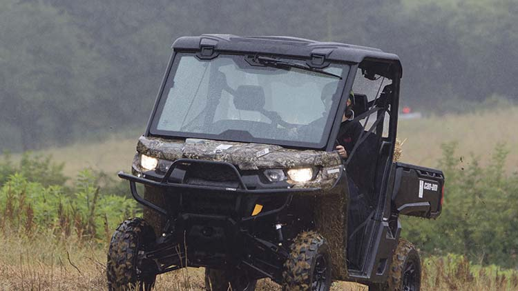 On-test: Nippy side-by-side UTV at home on the farm