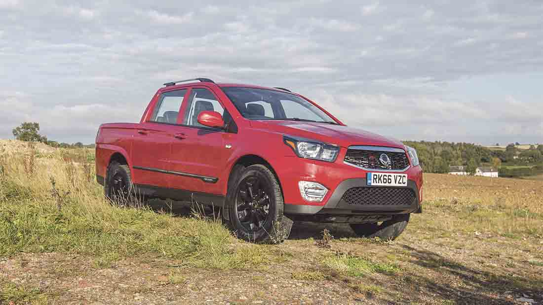 On-test: SsangYong's Musso is definitely one to watch
