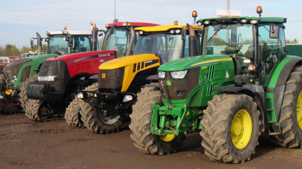 Machinery sale: Second-hand sales on the up