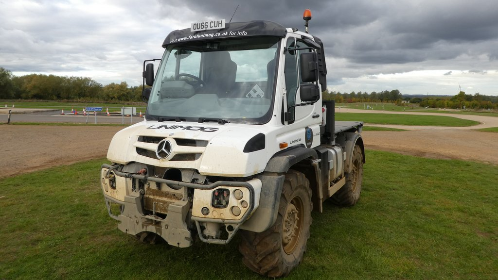 Unimog returns to its ag roots