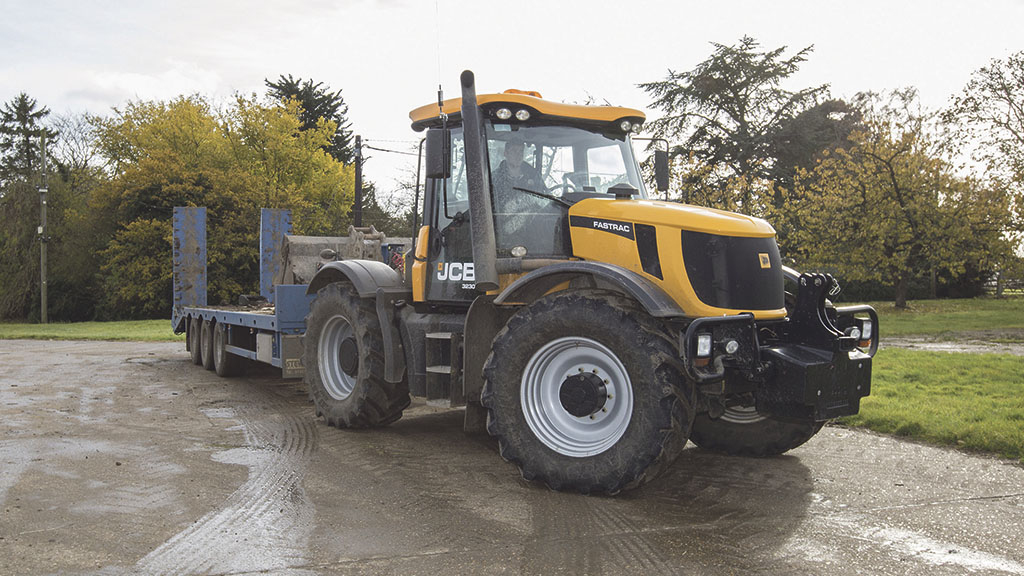 Buyer's guide: JCB Fastrac 3000 Series