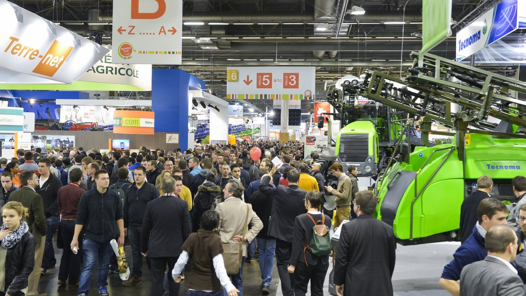 SIMA 2017: French machinery show ready to open its doors