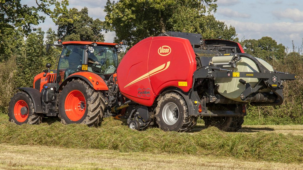 VIDEO: On-test: Is Vicon's FastBale the future of round baling?