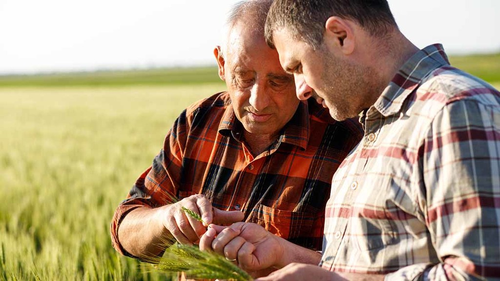 Farmers make the best friends, survey finds