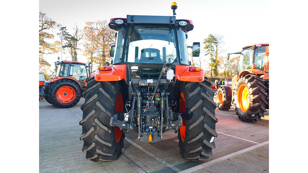 Kubota updates tractor range - NEWS - Farmers Guardian
