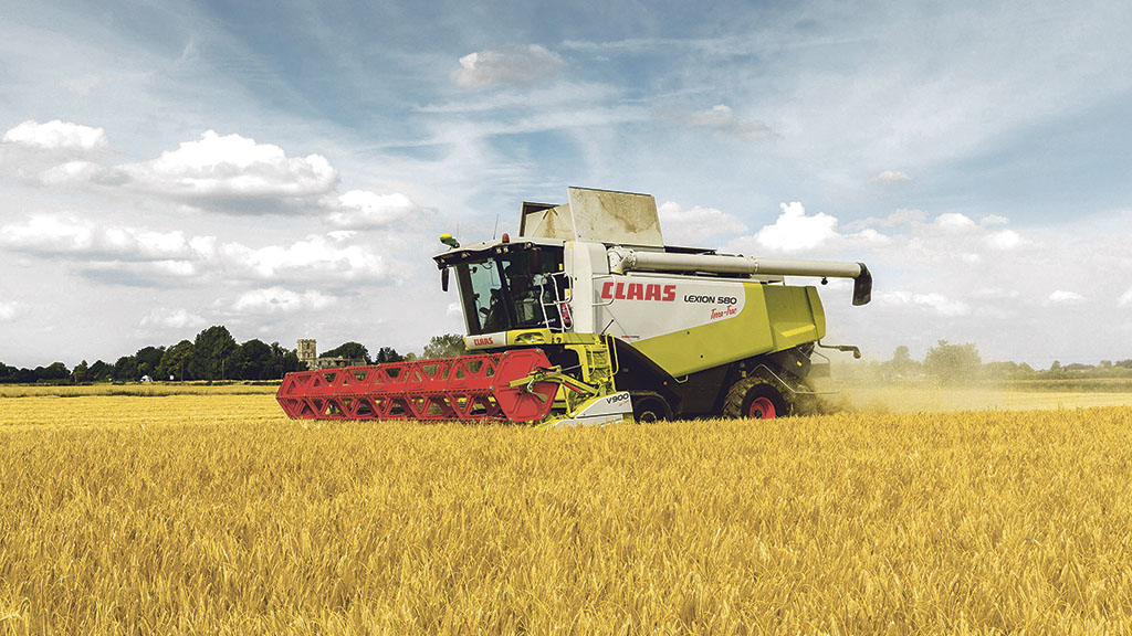 Yields 'holding up' despite widespread drought