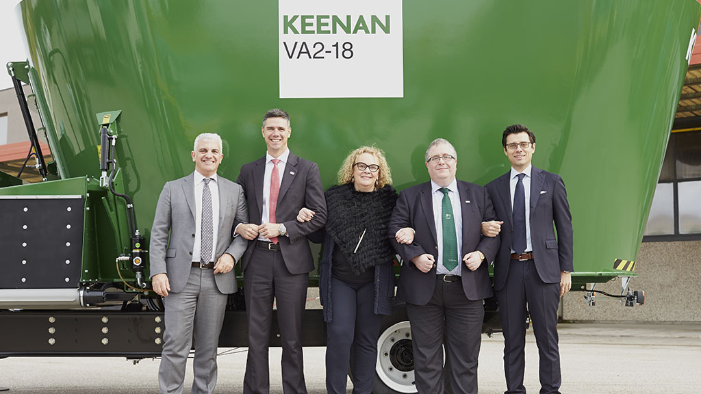 Keenan vertically expands its portfolio