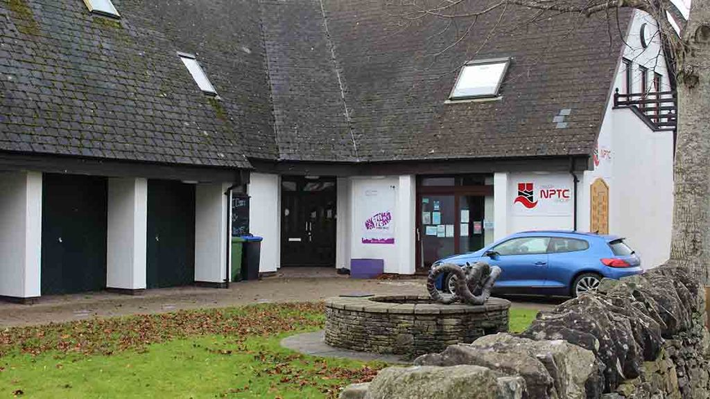Wales YFC is raising money to buy it's headquarters building