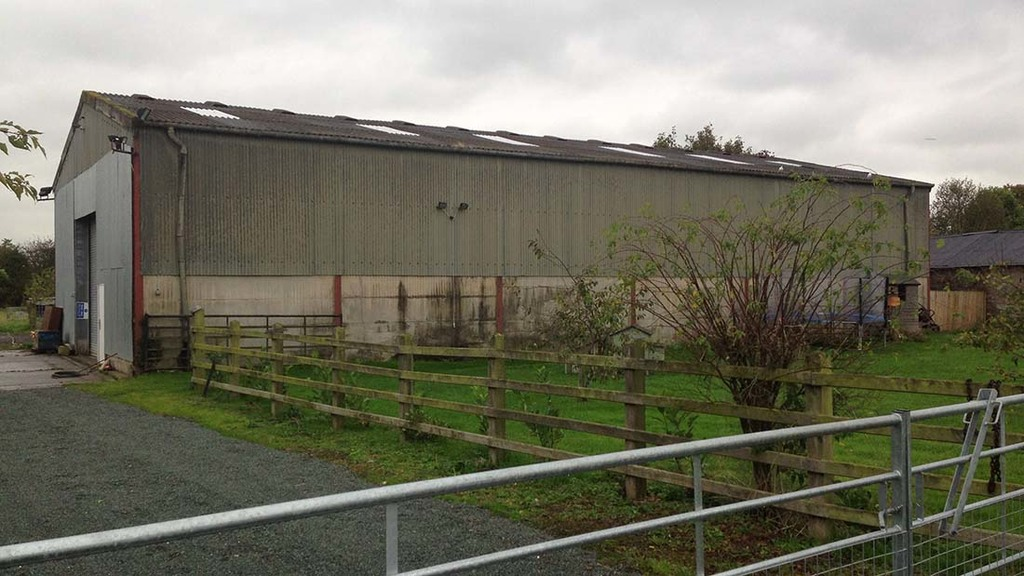 'Unusual' planning decision to convert modern agricultural building