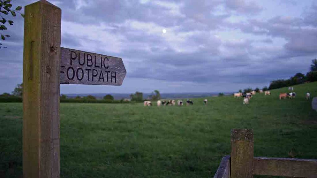 Farmer wins dispute with council over footpath access