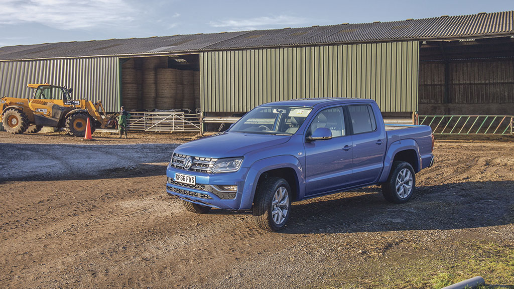 On-test: VW Amarok now with added shove