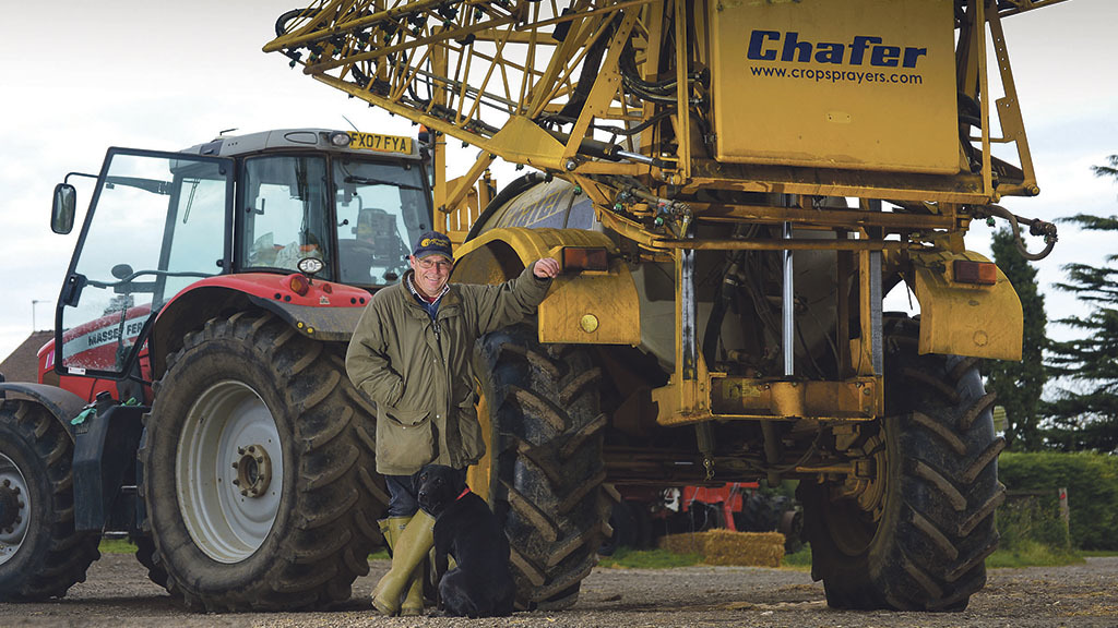 Central role for soil leads to less time on tractor