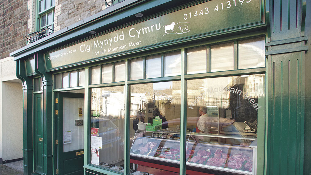 Welsh breeds fuel butchery