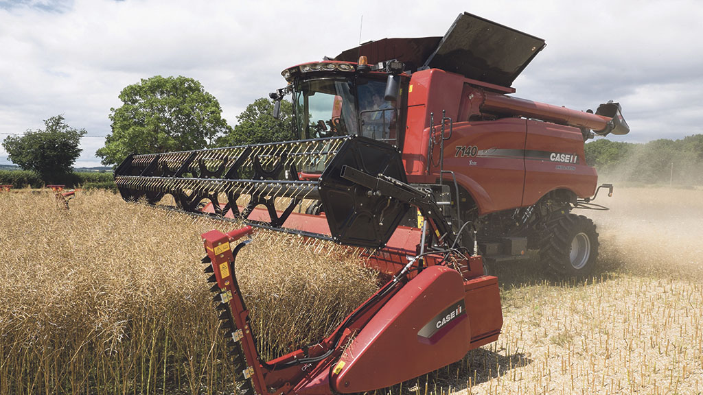 VIDEO: On-test: Case IH's 140 Series steps out of the shadows