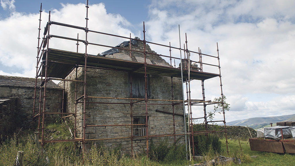 Barn conversions drop 34 per cent as farmers face financial challenge