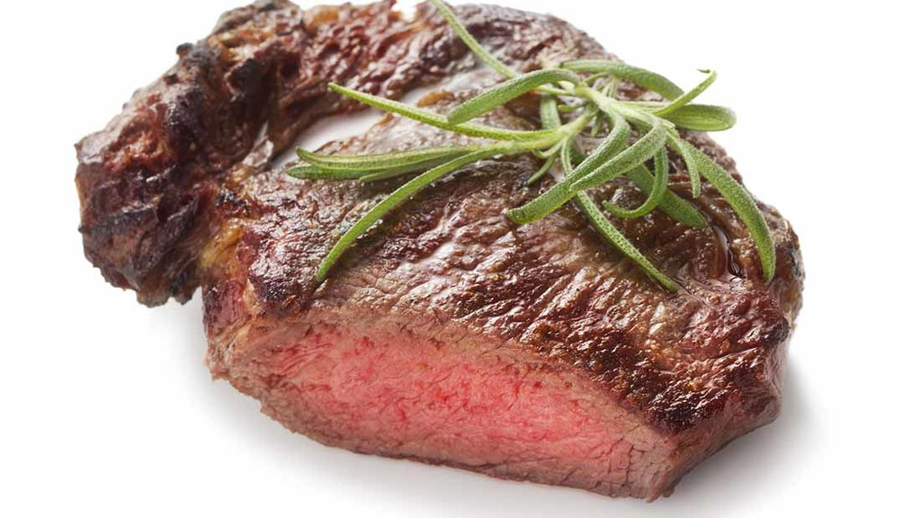 Sales of beef steaks at five year high