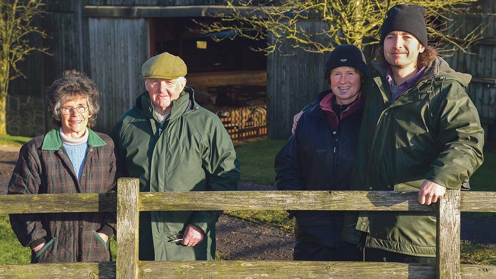Local focus driving West Moor House Farm's sales