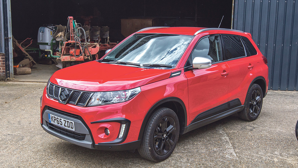 On-test: Vitara joins crossover club