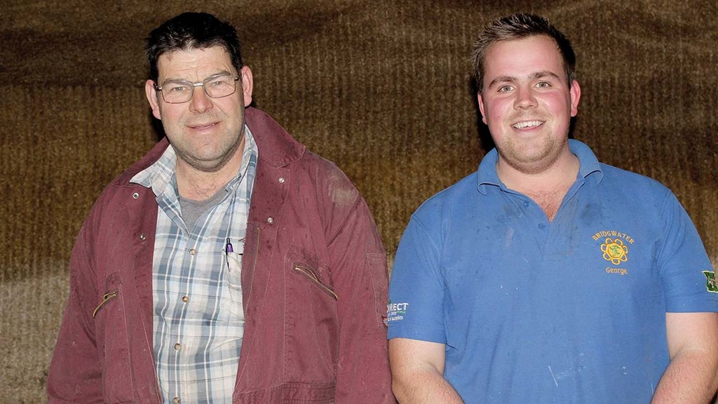 Somerset farmer predicts change in livestock feeding
