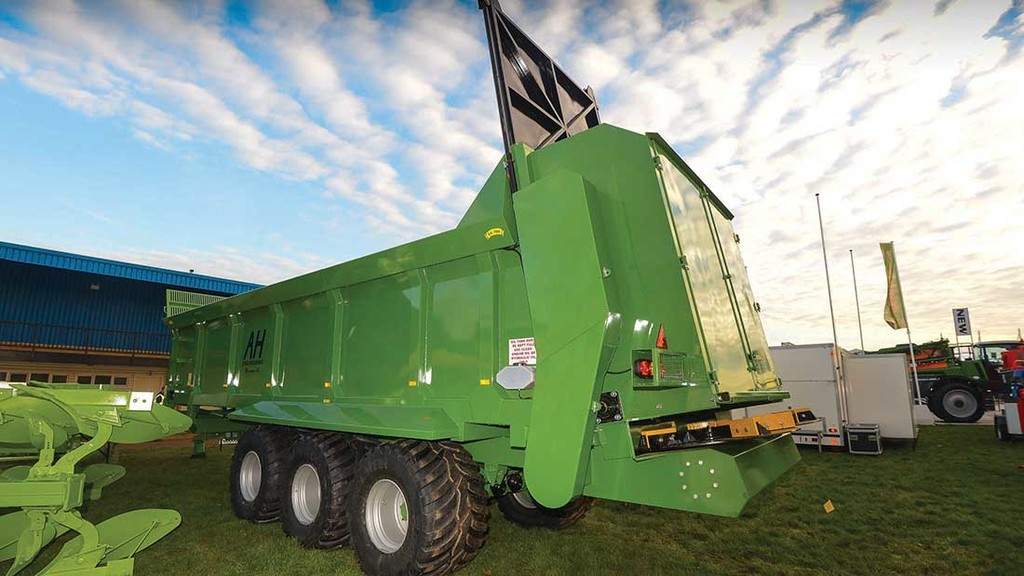 LAMMA 2017: Muck and slurry equipment - NEWS - Farmers Guardian