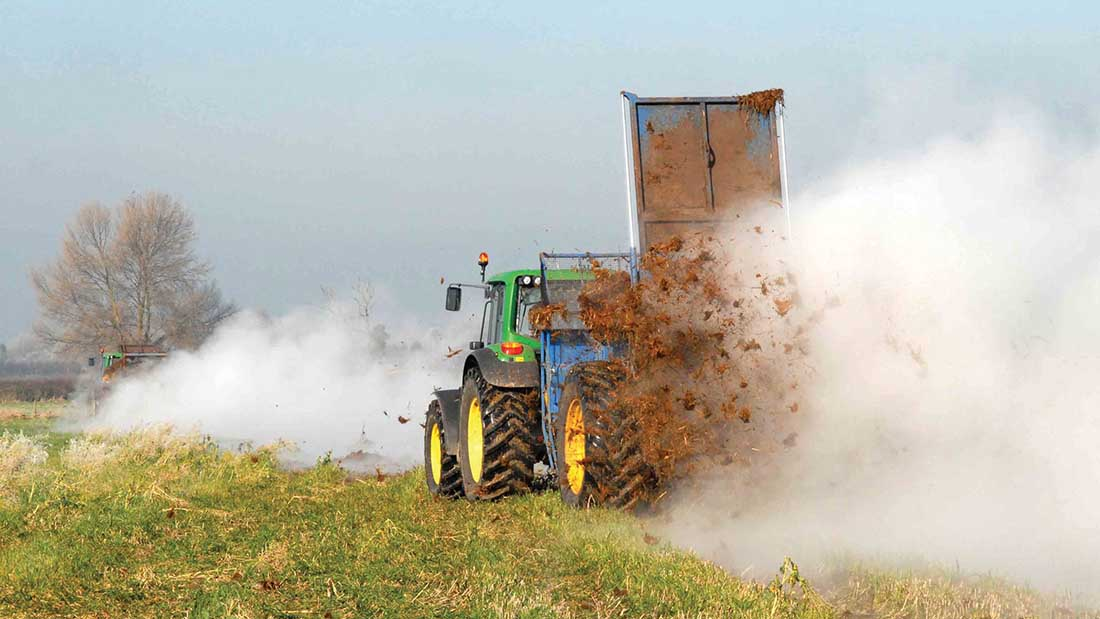 Are you making the best of slurries and manures?