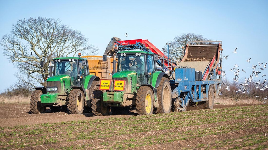 BREXIT: Arable farmers must not lose out in deal