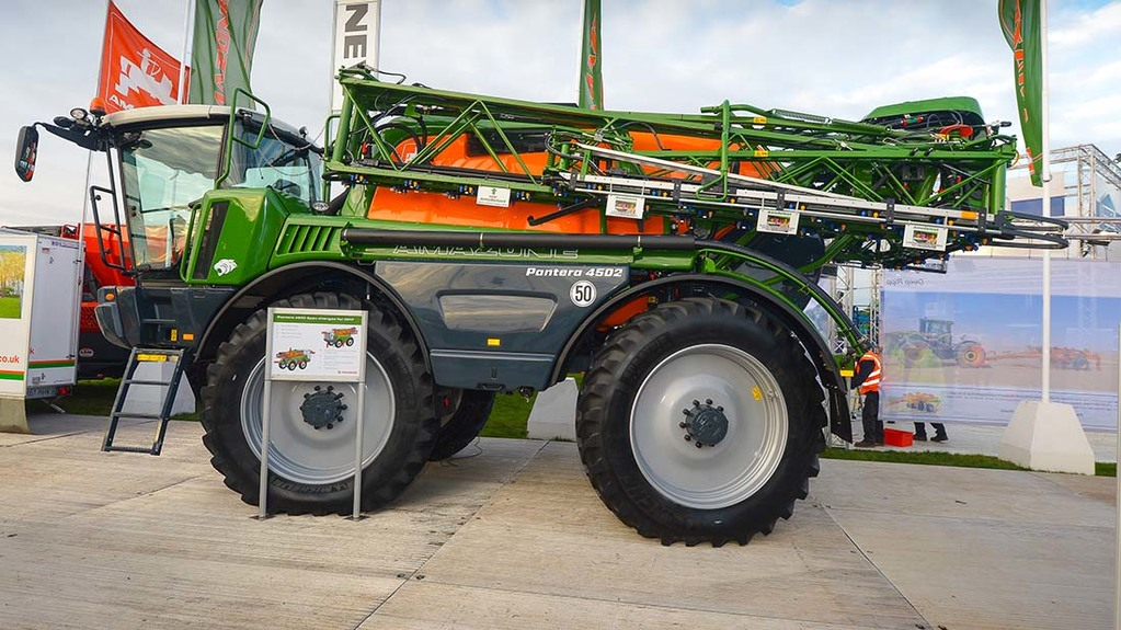 LAMMA 2017: Spreaders and sprayers
