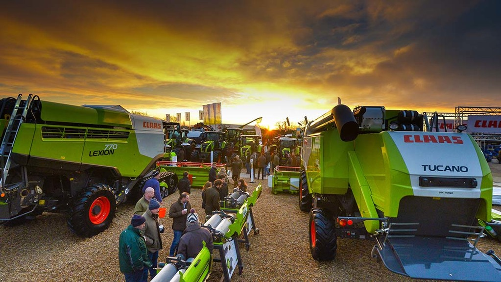 LAMMA 2017: Mammoth machinery show opens for business