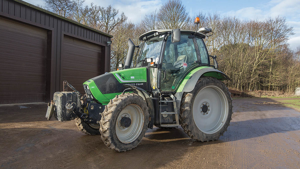 Buyer's guide: Deutz Fahr four-cylinder TTV tractor