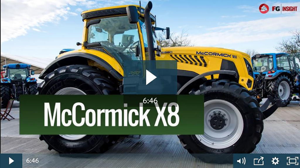 VIDEO: LAMMA 2017: Tractor launches