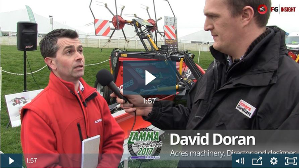 VIDEO: LAMMA 2017: Innovation competition winners