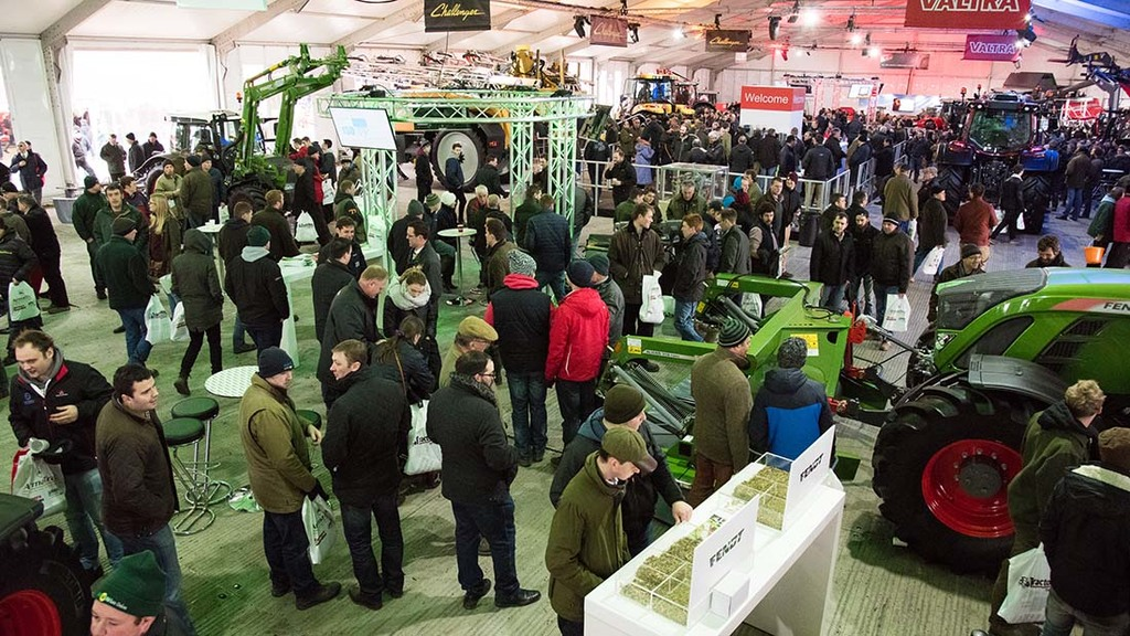 LAMMA 2017: Arable news